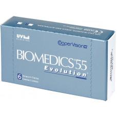 Акционный набор 3+3 Biomedics 55 Evolution