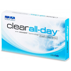 Акционный набор 3+3 Clear all-day